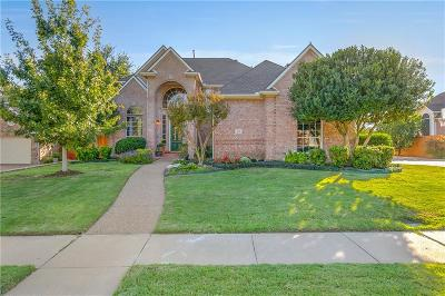 McKinney Single Family Home For Sale: 914 Parkwood Court