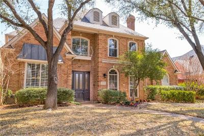 Plano TX Single Family Home For Sale: $615,000