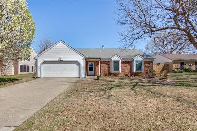 Lewisville Single Family Home For Sale: 2403 Forestmeadow Drive