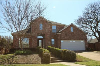 Grand Prairie Single Family Home For Sale: 525 Parkcrest Drive