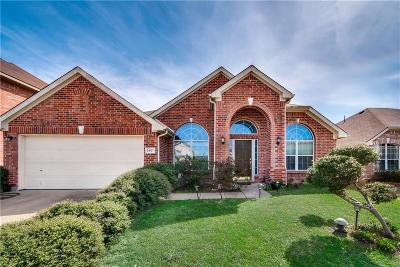 Grand Prairie TX Single Family Home For Sale: $260,000