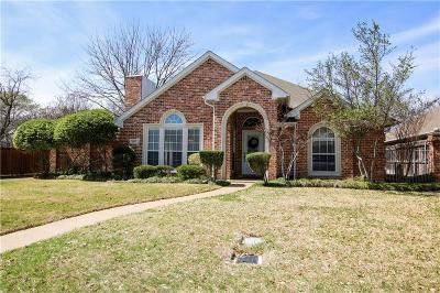 Arlington Single Family Home For Sale: 500 Chateau Trail