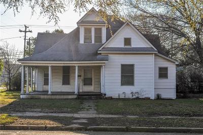 Waxahachie Single Family Home For Sale: 330 E University Avenue