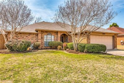 Flower Mound Single Family Home Active Option Contract: 2105 Winslow Avenue