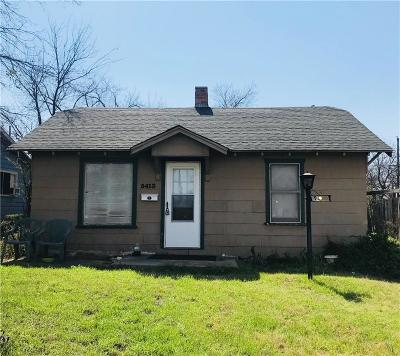 Fort Worth Single Family Home For Sale: 5413 Houghton Avenue