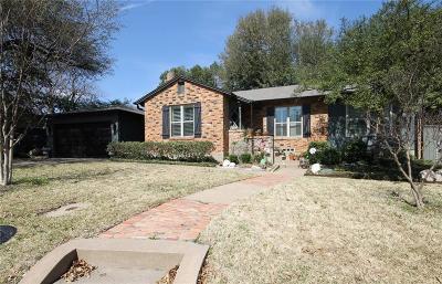 Single Family Home For Sale: 6417 Marquita Avenue