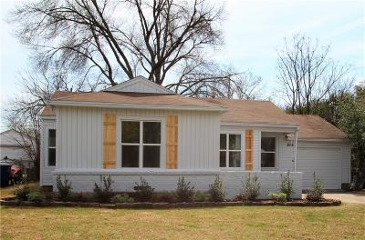 Dallas Single Family Home For Sale: 2014 Fenwick Drive