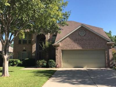 Flower Mound Single Family Home Active Option Contract: 1620 Catalpa Road