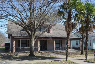 Waxahachie Single Family Home For Sale: 312 E University Avenue