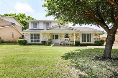Richardson Single Family Home For Sale: 507 Cap Rock Drive