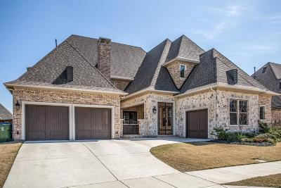 Flower Mound Single Family Home Active Option Contract: 3512 Sutton Drive