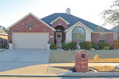 Single Family Home For Sale: 15832 Badger Creek Lane