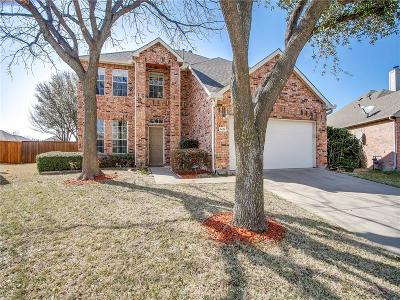 McKinney Single Family Home For Sale: 6424 Lasalle Lane
