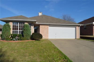 Arlington Single Family Home For Sale: 6005 Wall Street