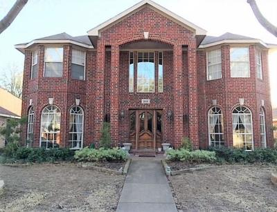 Cedar Hill Single Family Home For Sale: 1615 Allen Drive