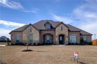 Midlothian Single Family Home For Sale: 2321 River Bend Court