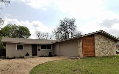 Dallas Single Family Home For Sale: 3227 Northaven Road