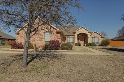 Wylie Single Family Home Active Option Contract: 1211 Cedar Point Drive