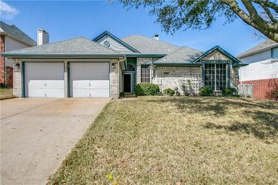 Grand Prairie TX Single Family Home For Sale: $229,900