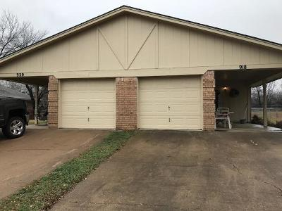 Weatherford Multi Family Home For Sale: 918 Terry Trail