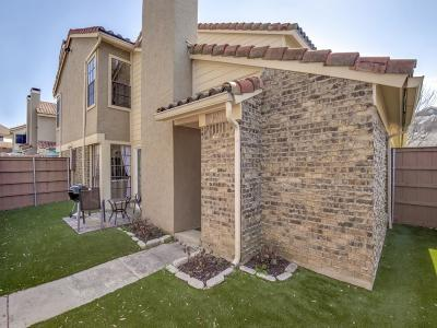 Irving Condo Active Option Contract: 4289 Madera Road #4