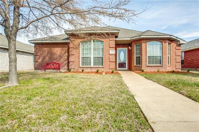 Wylie Single Family Home For Sale: 716 Kerwin Court