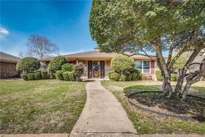 Richardson Single Family Home For Sale: 1813 University Drive