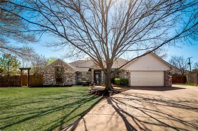 North Richland Hills Single Family Home For Sale: 7700 Sagebrush Court S