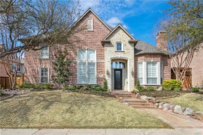 Frisco Single Family Home For Sale: 5274 Northshore Drive