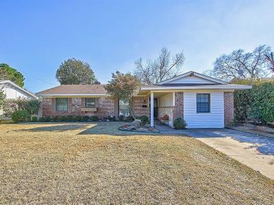 Garland Single Family Home For Sale: 614 Shorehaven Drive