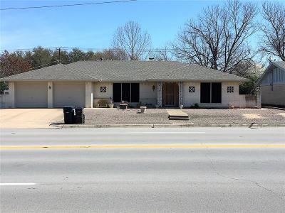 Fort Worth Single Family Home For Sale: 5005 South Drive