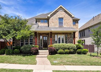 Irving Single Family Home Active Option Contract: 3349 Garrett Drive