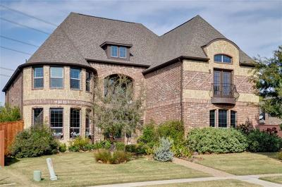 Grand Prairie Single Family Home For Sale: 2708 Waters Edge Drive