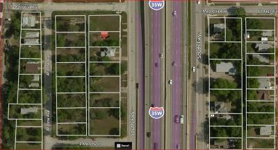 Tarrant County Residential Lots & Land For Sale: 1304 South