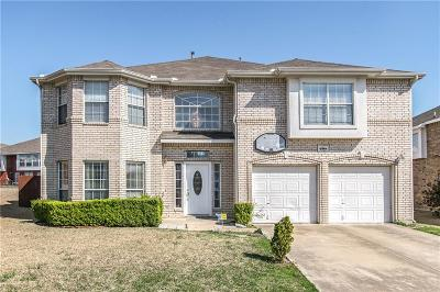 Rowlett Single Family Home For Sale: 6518 Toscano Drive