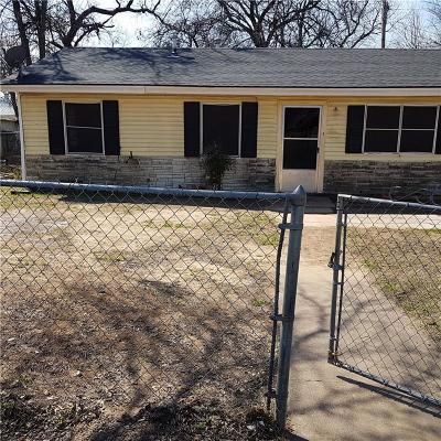 Palo Pinto County Single Family Home For Sale: 1206 E SE 2nd Avenue