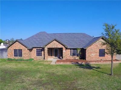 Fort Worth Single Family Home For Sale: 8425 N Water Tower Road