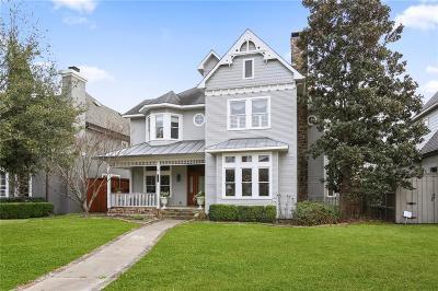 University Park Single Family Home For Sale: 2727 Daniel Avenue