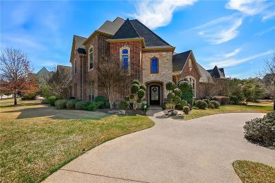 Southlake TX Single Family Home For Sale: $1,190,000