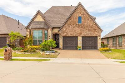 Rockwall Single Family Home For Sale: 595 Deverson Drive