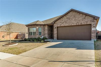 Fort Worth Single Family Home For Sale: 1152 Sierra Blanca Drive
