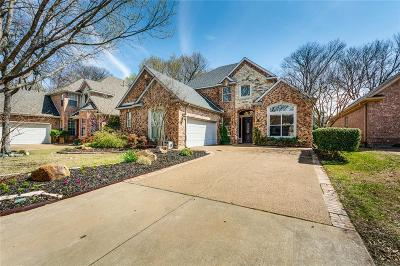 McKinney Single Family Home For Sale: 2615 Brookside Court