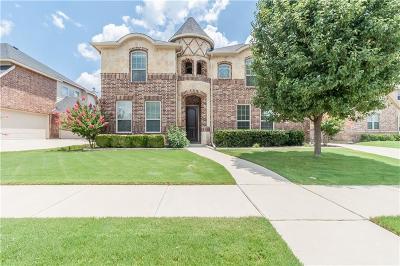 Denton Single Family Home For Sale: 6013 Ricks Road