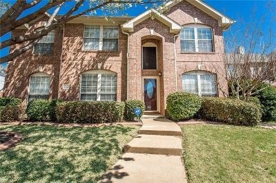 Garland Single Family Home For Sale: 3306 Enclave Court