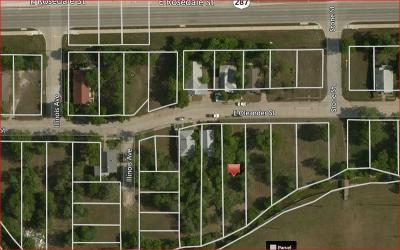 Tarrant County Residential Lots & Land For Sale: 1108 E Oleander Street