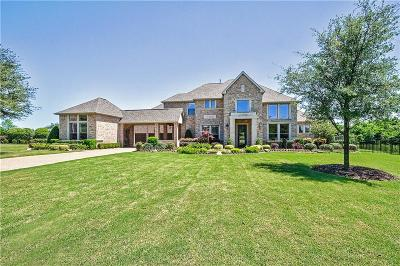 Flower Mound Single Family Home For Sale: 5404 Lake Victoria Court