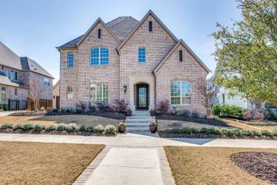 Frisco Single Family Home For Sale: 3993 Whispering Woods Lane