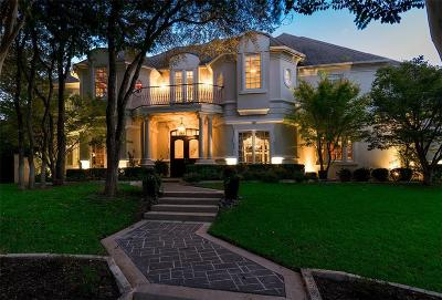 Southlake TX Single Family Home Active Option Contract: $1,099,000