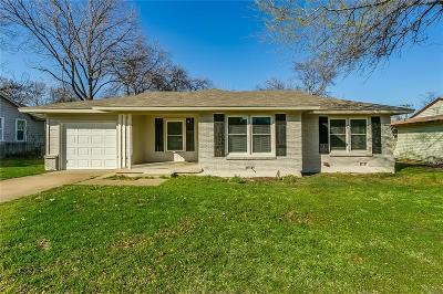 Fort Worth Single Family Home For Sale: 3008 Binyon Avenue