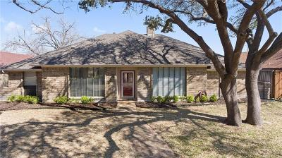 Richardson Single Family Home For Sale: 1209 Horizon Trail